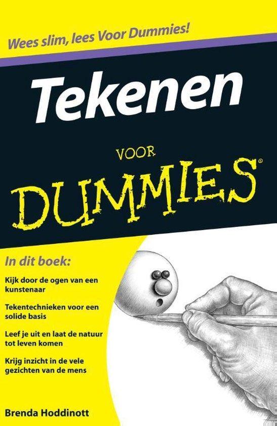 Boek cover Voor Dummies - Tekenen voor Dummies van Jamie Combs (Paperback)