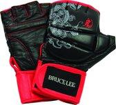Bruce Lee Dragon Free Fight handschoenen - MMA Handschoenen - M