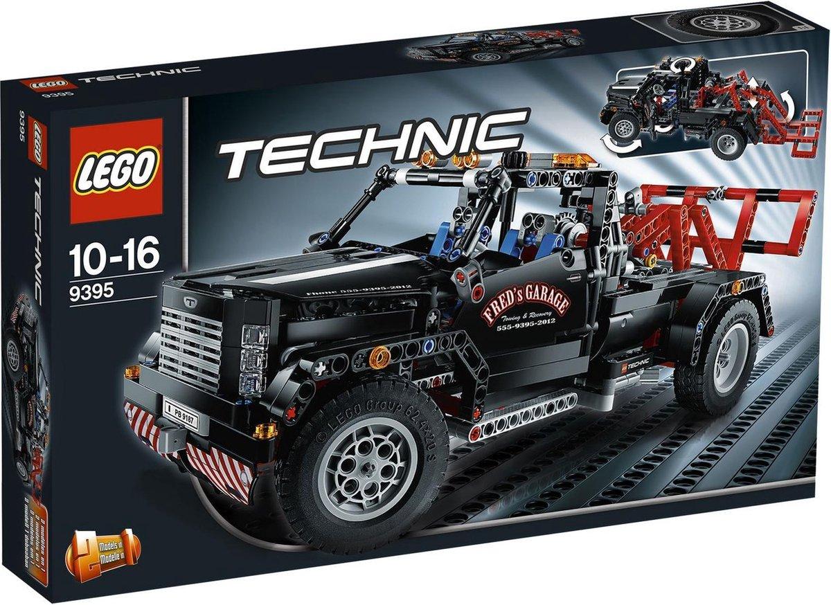 LEGO Technic Pick-Up Sleepwagen - 9395