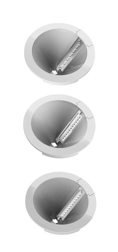 Domo DO9171SP - MyVegetable - Snij- en raspapparaat - Groen