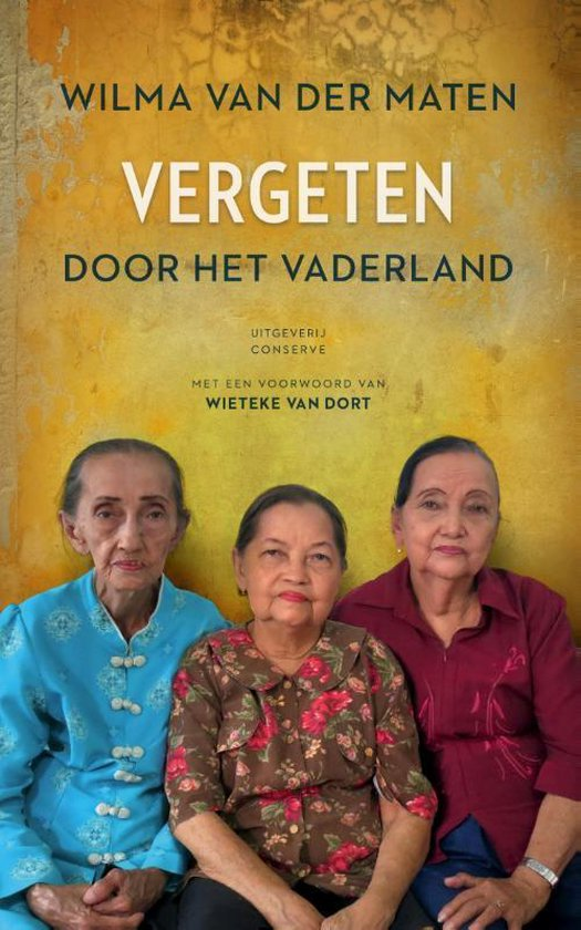 Vergeten door het vaderland - Wilma van der Maten | Fthsonline.com