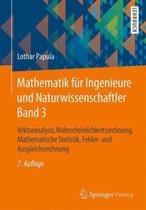 Mathematik Fur Ingenieure Und Naturwissenschaftler Band 3