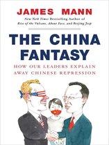 Boek cover The China Fantasy van James Mann