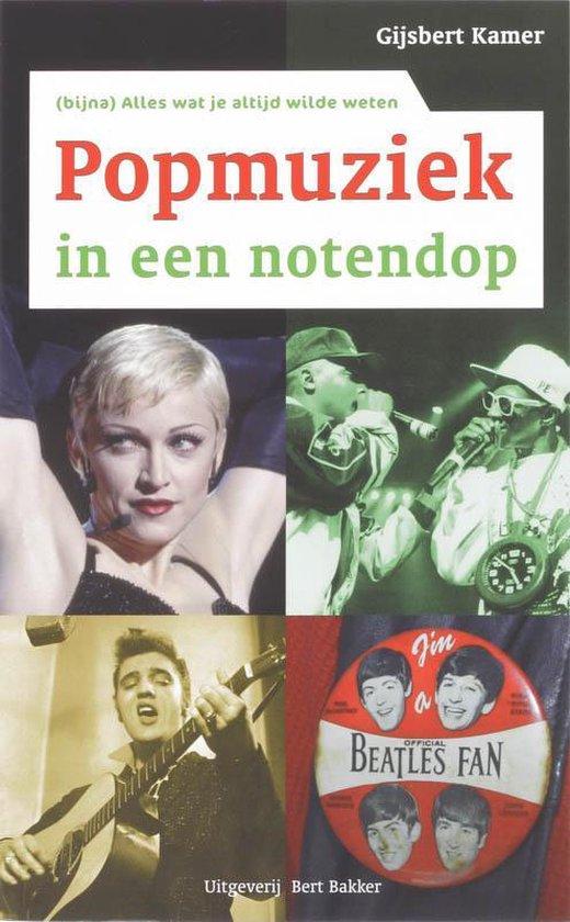 Popmuziek in een notendop - Gijsbert Kamer |