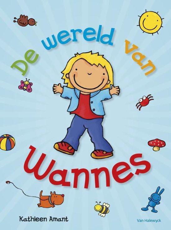 De wereld van Wannes - Kathleen Amant |