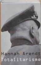 Boek cover Totalitarisme van Hannah Arendt