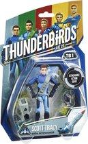 Thunderbirds figuur Scott - 9,5 cm