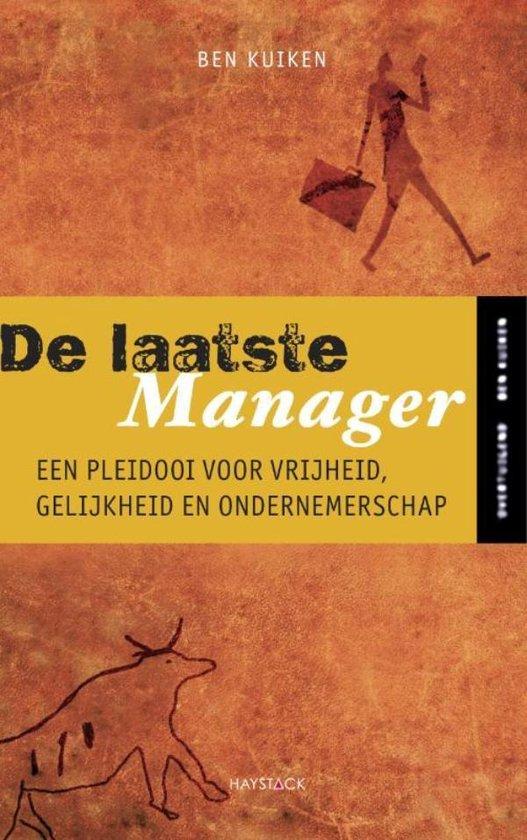 De laatste manager - Ben Kuiken pdf epub