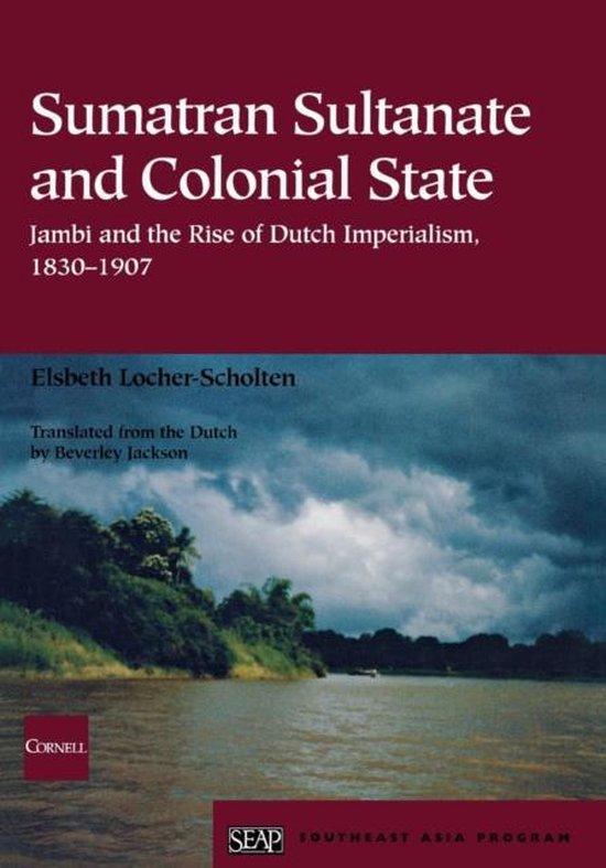 Sumatran Sultanate and Colonial State