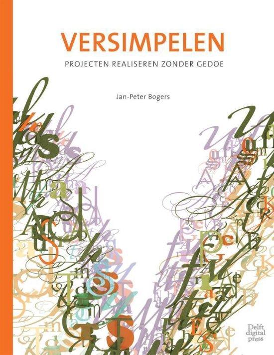 Versimpelen - Jan-Peter Bogers |