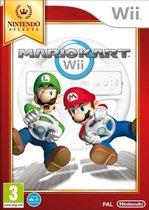 Nintendo Wii - Mario Kart - Nintendo Selects