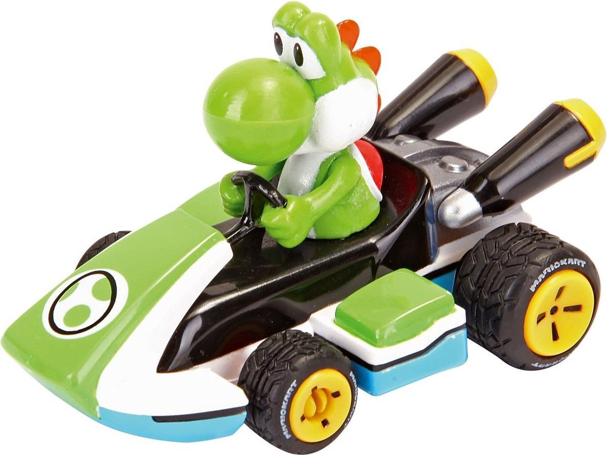 Auto Pull & Speed Mario Kart 8 - Yoshi