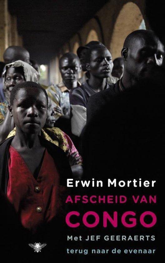 Afscheid van Congo - Erwin Mortier |