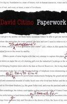 Boek cover Paperwork van David Citino