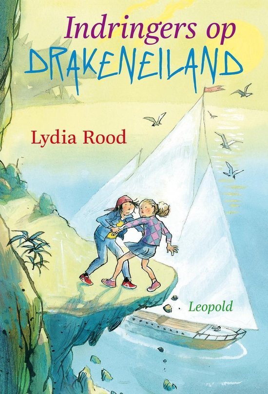 Indringers Op Drakeneiland - Lydia Rood |