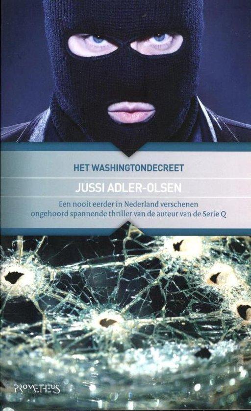 Het Washington decreet - Jussi Adler-Olsen  