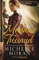 Omslag Madame Tussaud