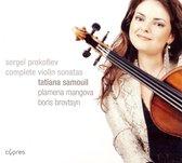 Prokofiev, Complete Violin Sonata