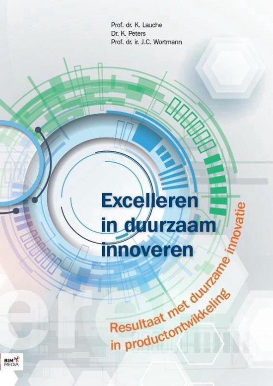 Excelleren in duurzaam innoveren - Kristina Lauche |
