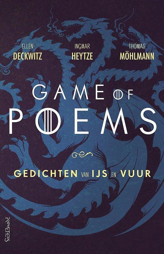 Boek cover Game of Poems van Thomas Mohlmann (Onbekend)