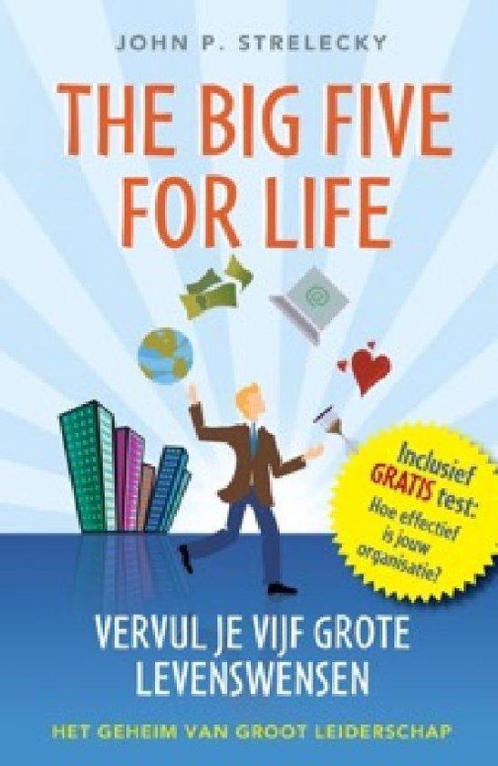 The Big Five for Life (Nederlandstalig) - John P. Strelecky |