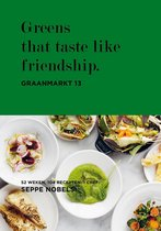 Greens that taste like friendship.