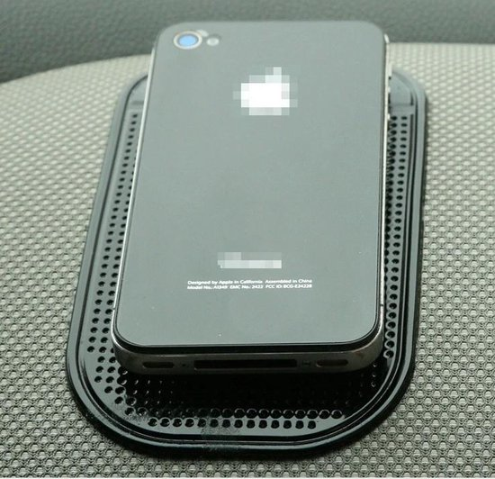 Dashboard Sticky Pad / Anti Slip Mat Auto (Set van 4) - Autohouder