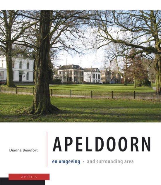 Cover van het boek 'Apeldoorn en omgeving = Apeldoorn and surrounding area'