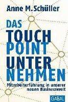 Omslag Das Touchpoint-Unternehmen