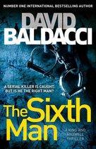 Boekomslag van 'The Sixth Man'