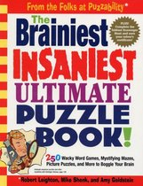Omslag Brainest Insaniest Ultimate Puzzle