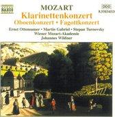 Mozart:Bassoon-Oboe-Clarinet