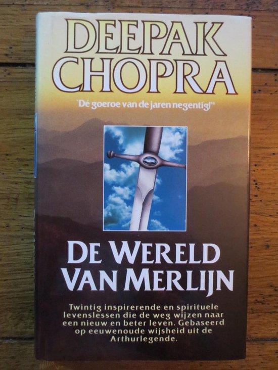 De wereld van merlijn - Deepak Chopra   Fthsonline.com