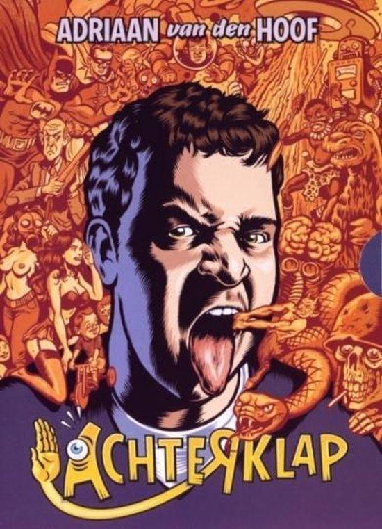 Cover van de film 'Adriaan van den Hoof -  Achterklep'
