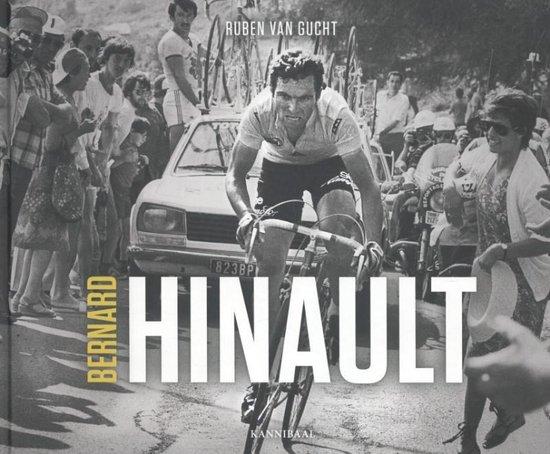 Boek cover Hinault van Ruben van Gucht