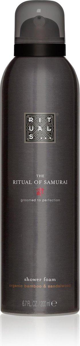 RITUALS The Ritual of Samurai Doucheschuim - 200 ml - RITUALS
