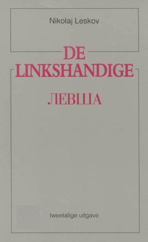 Cover van het boek 'De linkshandige levsa / druk 1' van N.S. Leskov