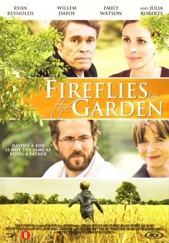 Cover van de film 'Fireflies In The Garden'