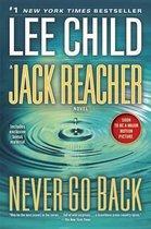 Omslag Jack Reacher: Never Go Back