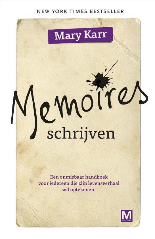 Memoires schrijven - Mary Karr   Fthsonline.com