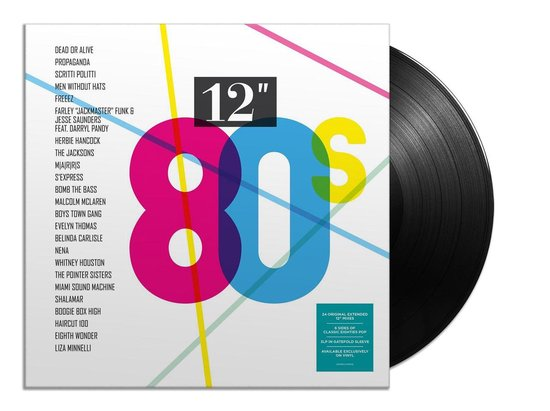 12'' 80'S (LP)