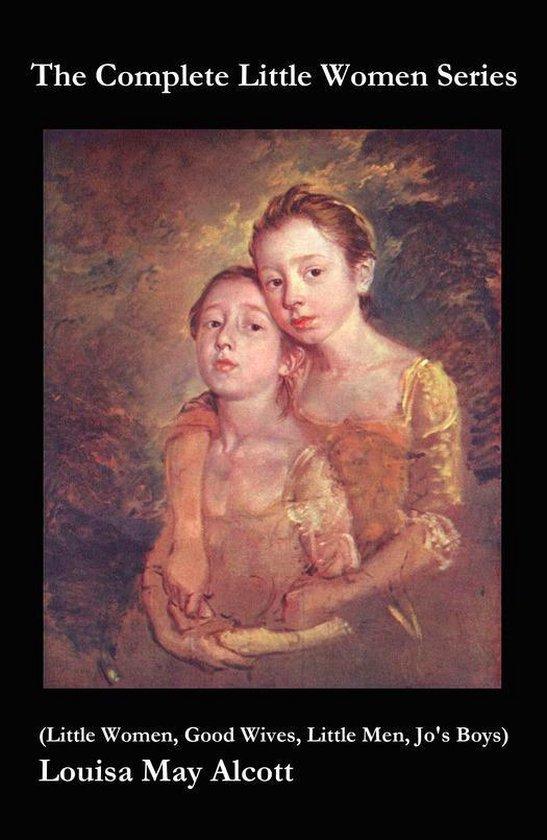 Afbeelding van The Complete Little Women Series (Little Women, Good Wives, Little Men, Jos Boys)