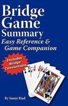 Bridge Game Summary