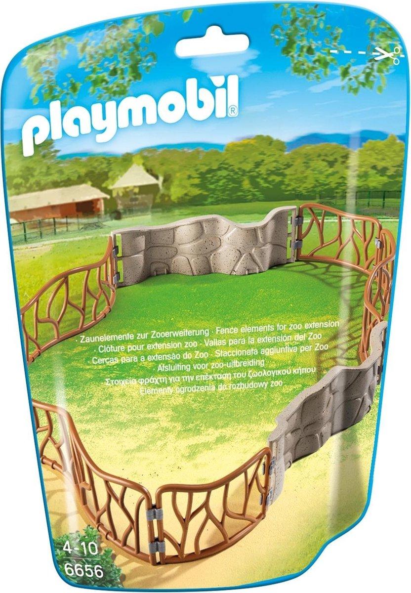 PLAYMOBIL Omheining - 6656