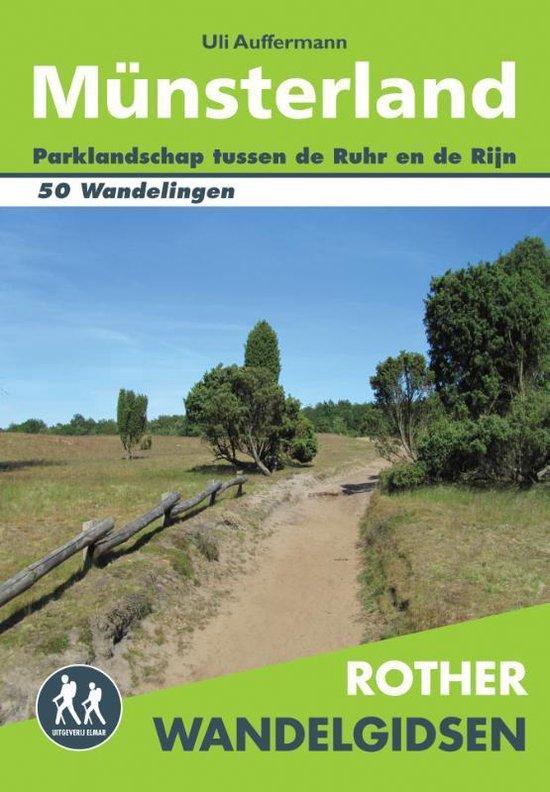 Rother Wandelgidsen - Munsterland - Uli Auffermann  