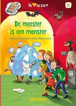 Ik ♥ lezen  -   De meester is een monster