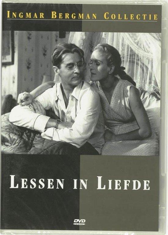 Cover van de film 'Lessen In Liefde'
