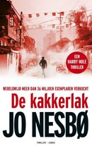 Harry Hole 2 - De kakkerlak