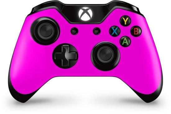 Xbox One Controller Skin Roze Sticker