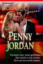 Omslag Bouquet - Penny Jordan special 3